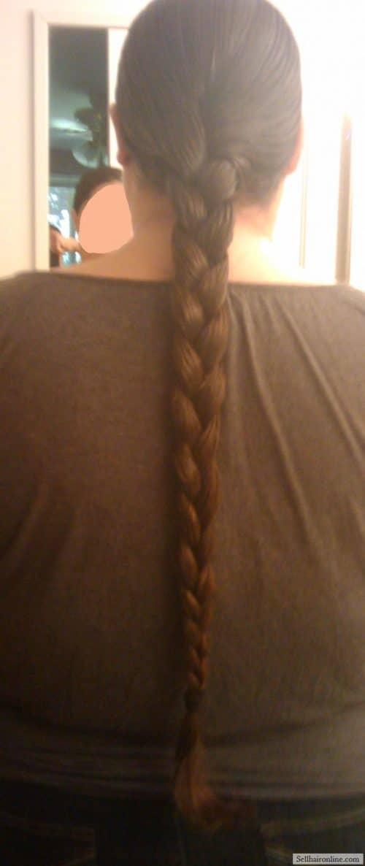 Brown Virgin Hair 1