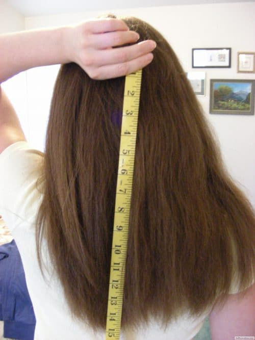 Have a good 13 inch hair to sell