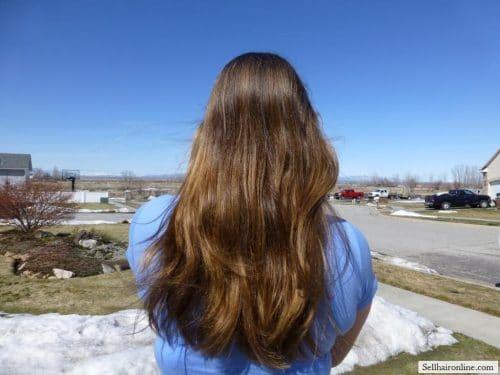 Honey Brown Virgin Hair for sale