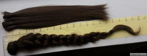 Brown Virgin Hair 2