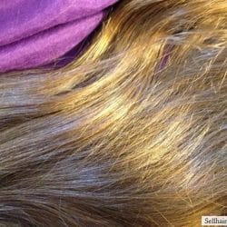 22 inch Blond Ponytail hair for sale