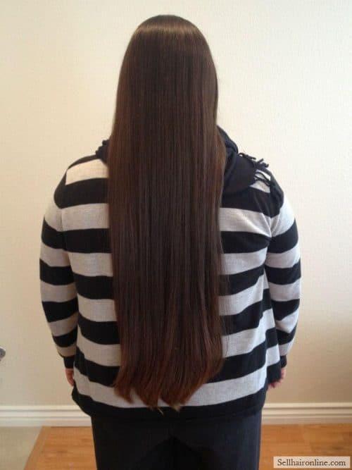 Brown Virgin Hair