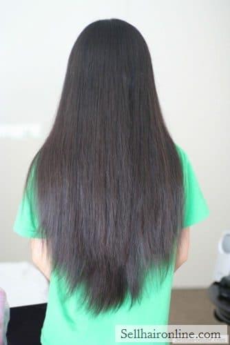 Virgin Asian Hair for sale