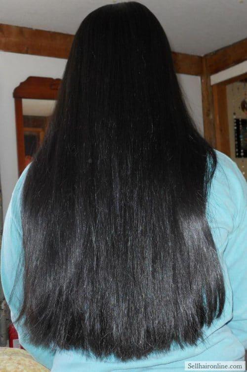 selling hair