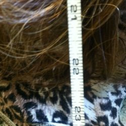 Hair Measurement