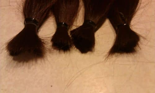 sell hair for cash 6