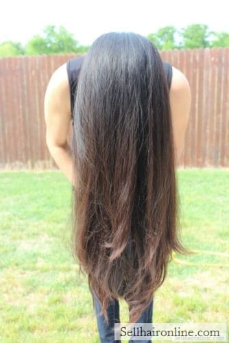 Dark Brown Virgin Hair For Sale