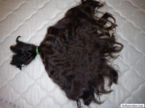Hair for sale is virgin 4
