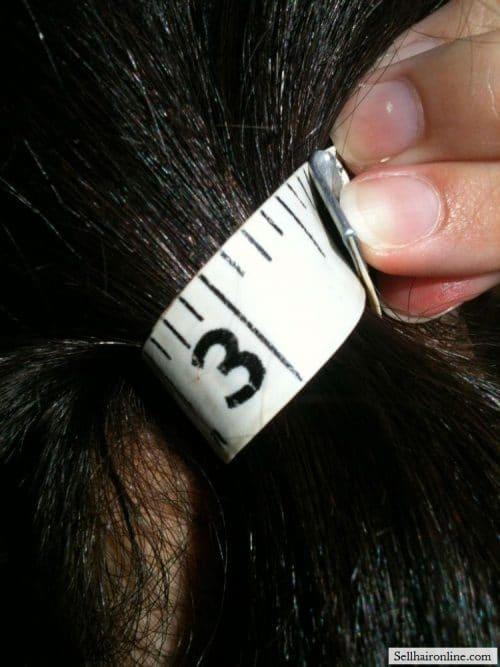 very long virgin hair