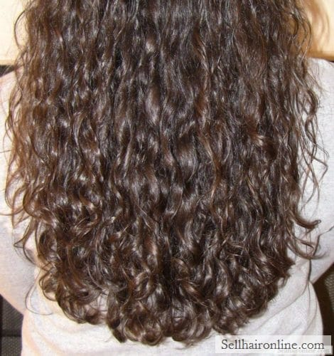 Fabulous 24 26 long wavy natural brunette caramel ombre hair to sell - SOLD  NE68