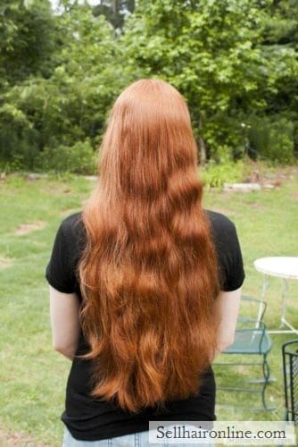 red hair to sell