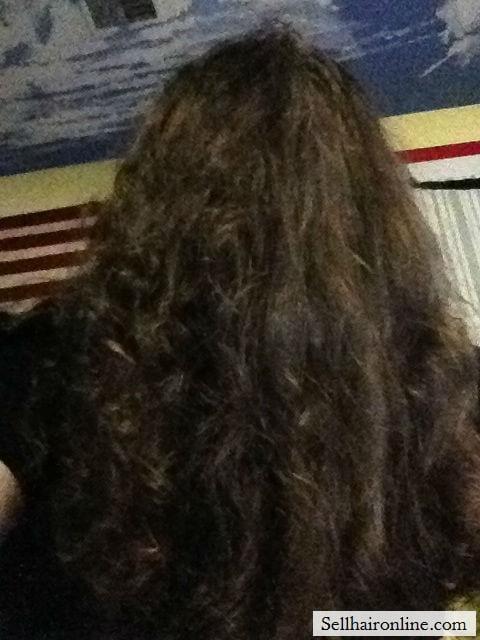 Waviness and Length hair