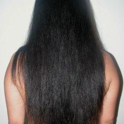 2 long hair