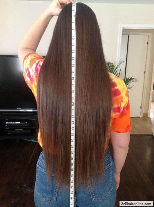 beautiful chestnut hair for sale