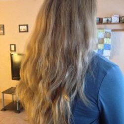 beautiful strawberry blonde hair for sale
