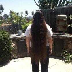 Virgin Brown Hair for Sale