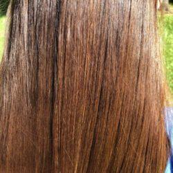 S hair